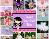 Cake Smash Tutu, 1st Birthday Outfit, Custom Tutu, Tutu, First Birthday Tutu, Baby Tutu, Newborn Tutu, 1st Birthday Tutu, Toddler Tutu