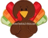 Little Turkey T shirt with design of your choice.