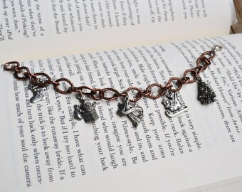 Christmas Cheer Charm Bracelet