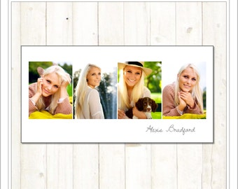 10x20 Storyboard Template, PSD Photoshop Template, Collage (SB219) INSTANT DOWNLOAD