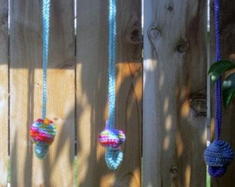 Mushroom Stash Bags, Lighter Holders, Rasta, Rainbow, Custom Colors
