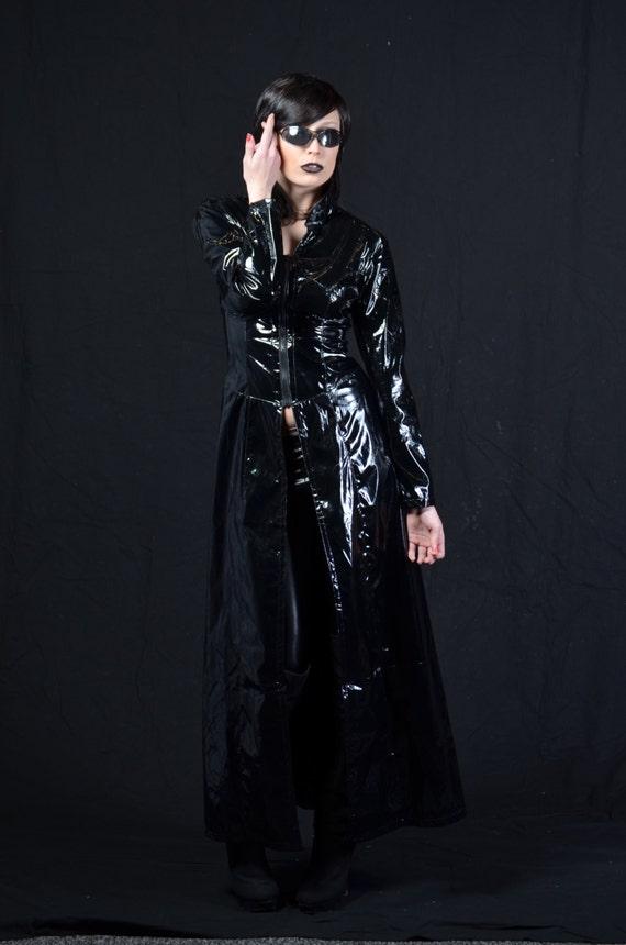 Matrix Trinity Costume created by LOLITA ALONZO