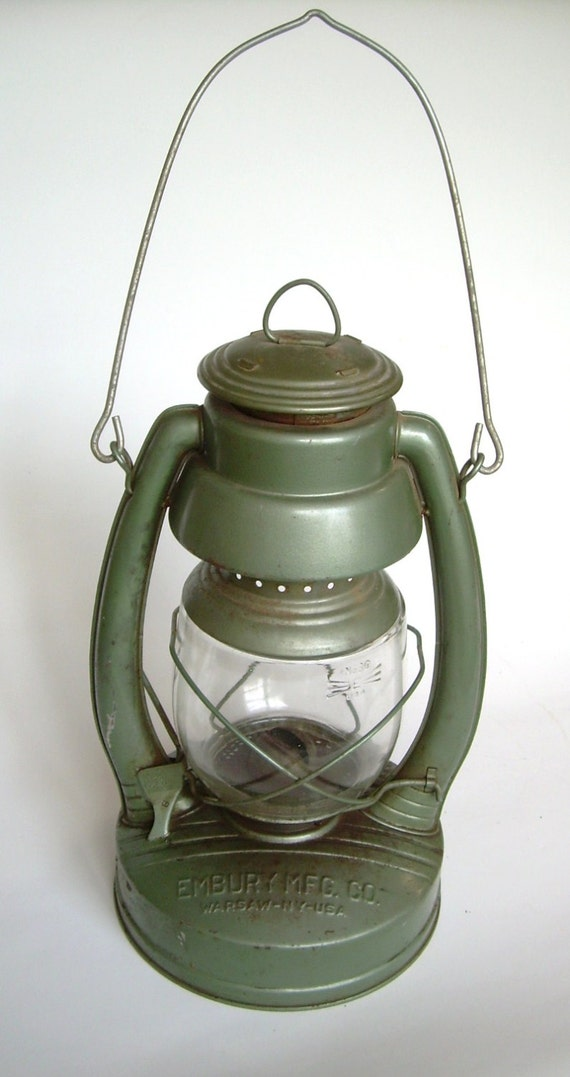 Green Embury No 2 Air Pilot Lantern By Reciprocityphoto On