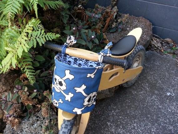 Hanging Bike Basket / Bag PDF Pattern - Boy or Girl - By PetitBebe