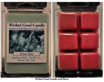 3 oz. Melt - Frost Bite- 6 cubes in each clamshell