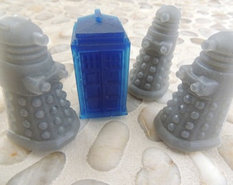 The Daleks Have The Phone Box