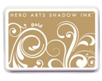 Hero Arts Gold Shadow Ink AF258