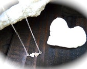 Pregnancy Gift-Expecting Mother & Family SS or 14K gf Necklace made in Maui, Hawaii - w/ gift packaging