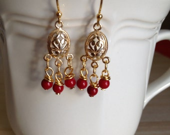 Beautiful Chandelier Earrings