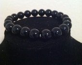Unisex Buddha Bead Bracelet