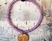 Be Your Best Bracelet - Lilac