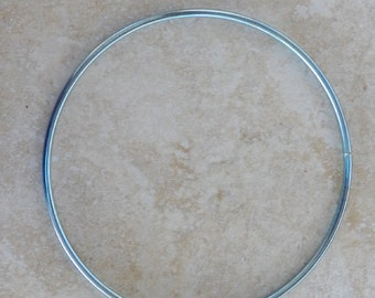 5 inch metal rings etsy for 3 inch rings for crafts