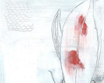 Koi (original painting)