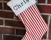 Personalized Christmas Stocking for Lynn Cooney