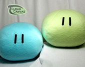 Large Clannad Basic Dango Plushie - Dango Daikazoku Plush - Cosplay Handmade Fiber or Mix stuffing