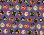 Halloween, Costume Clubhouse by Riley Blake Designs, Halloween Fabric, Kids Halloween Fabric, 01618
