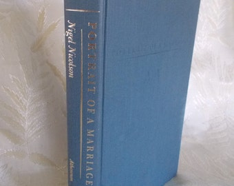 "Vintage Book ""Portrait of a Marriage"" by Nigel Nicolson"
