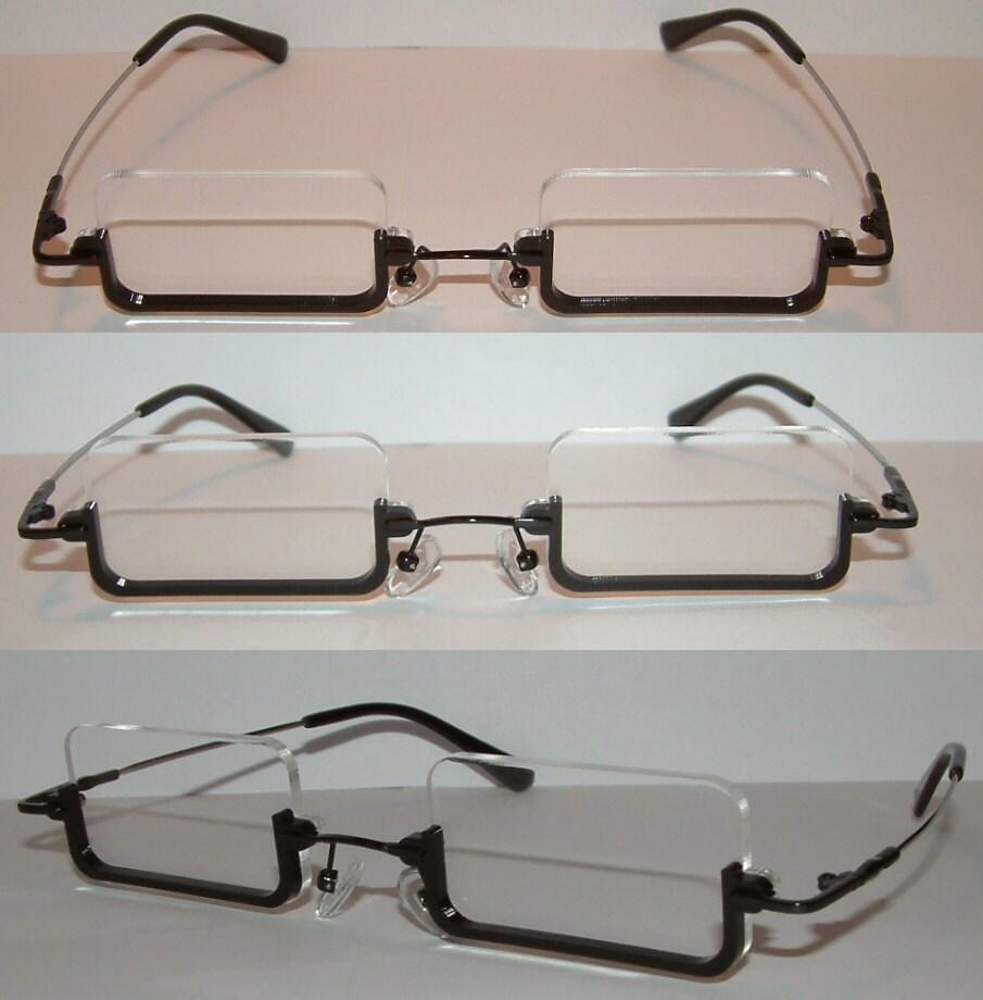 anime rectangular america costume glasses