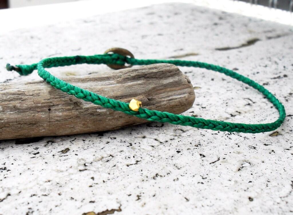 braided gimp bracelets-#12