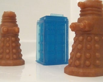 Time Travel Glycerin Soaps