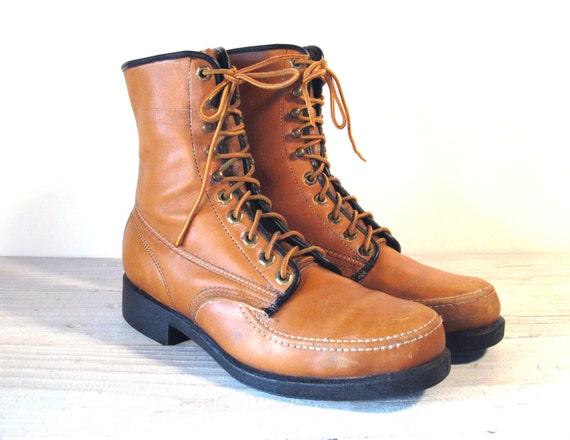 Vintage Work Boot 105