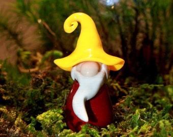 Mini Garden Gnome- Custom Made OOAK