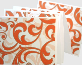thank you cards, blank note cards, thank you notes, notecard set
