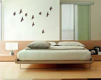 Wall Stickers For Living Room Geese