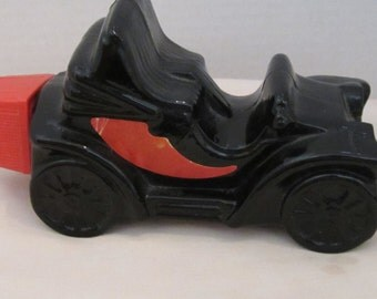 3 Vintage, Avon, Glass, Collectible, Cars, Volkswagon, Sterling Six,Electric Charger, 3 c1970