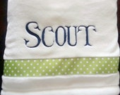 Personalized Baby Blanket Free Shipping