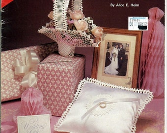 Crochet For Wedding and Home Crochet Book GM65