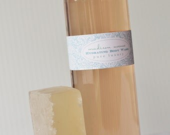 Handmade Luxury Hydrating Body Wash in lots of fragrance choices