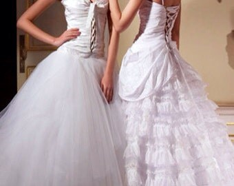 Wedding gown, wedding dress, custom made wedding dress, ball gown, designer wedding dress