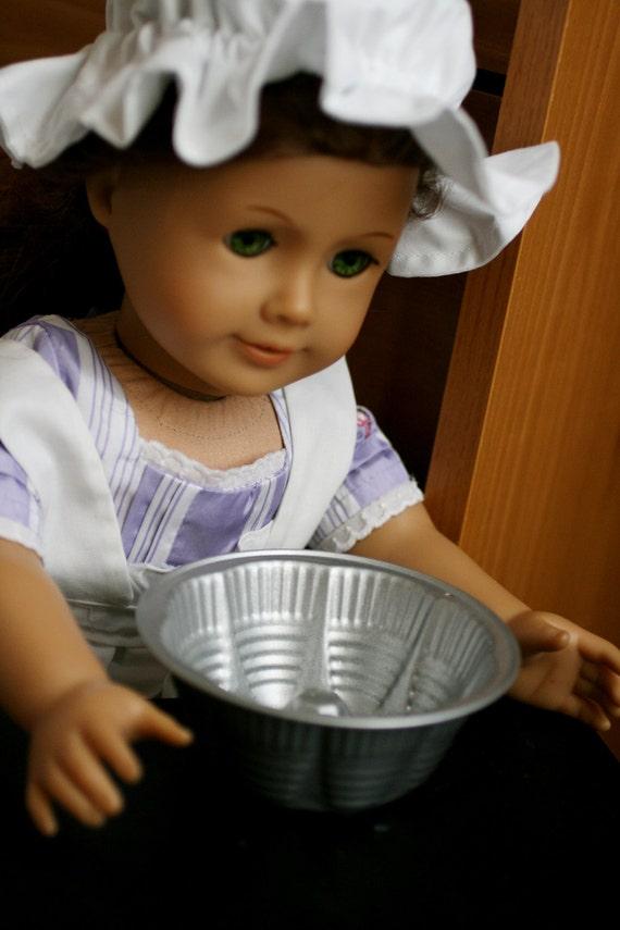 Doll Size Bundt Pan Mini Cake Bundt Pan Metal Bundt Pan