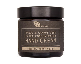 Mango and carrot seed extra concentrated hand cream 60ml