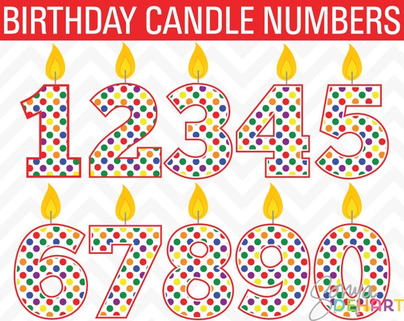 Birthday Clipart Candle Clipart Birthday Clip Art Candle