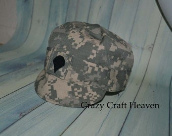 Personalized military cap, Rank Hats