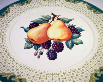 Fruit Tin Tray