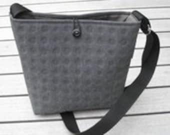 Bag with adjustable strap
