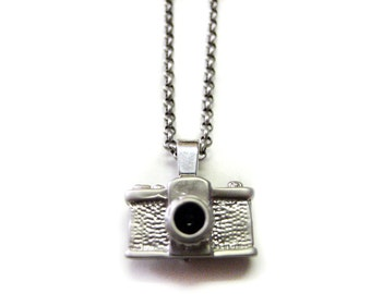 Photography Camera Pendant Necklace