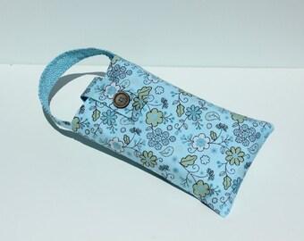 Diaper Wallet Small Diaper Bag Free Priority Shipping in US Aqua