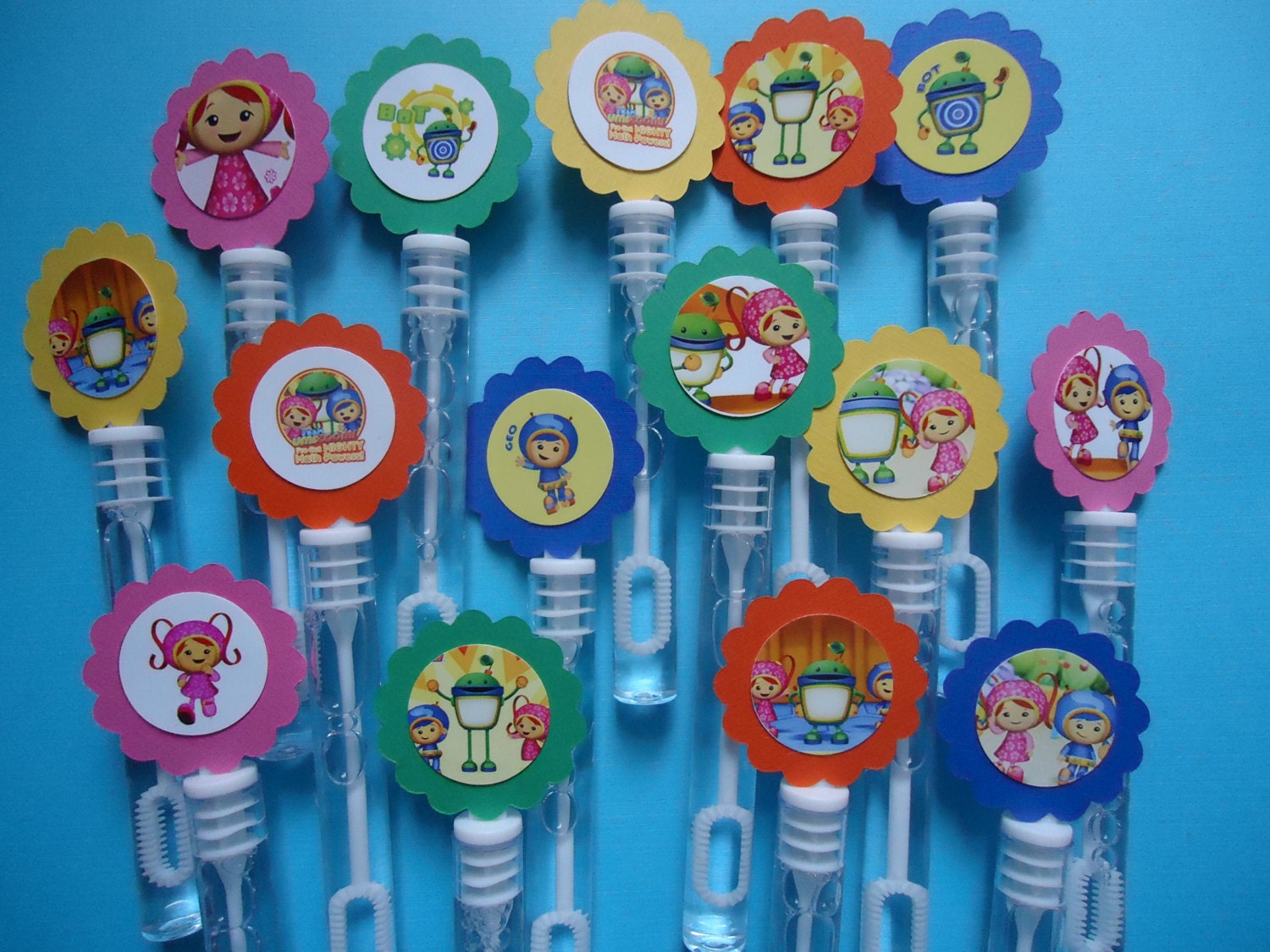Team umizoomi mini bubble wands team umizoomi by for Mini bubble wands