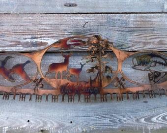 Deer Passé Partout Crosscut Saw Bucking Saw 48 x 12 inches