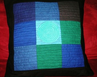 Modern Geometry Cool Pillow Cover