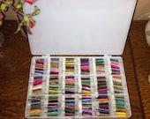 Embroidery Thread Treasure Trove
