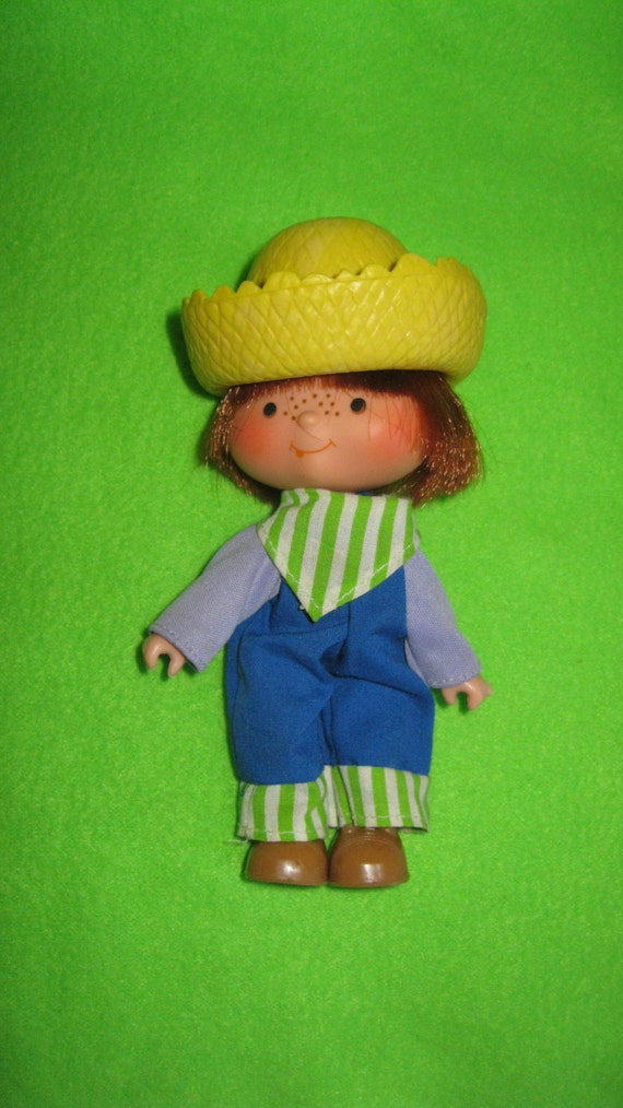70s And 80s Toys : Items similar to strawberry shortcake huckleberry pie doll