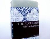 Men's Alchemist Artisan Soap - WATER