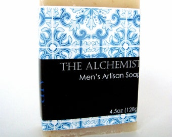 Men's Alchemist Artisan Soap - AIR