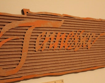 Cardboard Tennessee