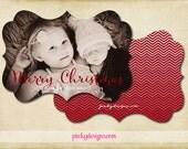 Luxe Ornate Christmas Cards - Precious